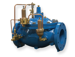 106 / 206-PR-R Pressure Reducing and Pressure Sustaining Valve