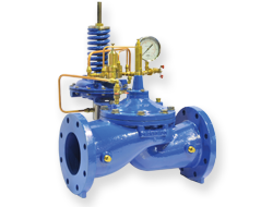 106 / 206-A-Type 4 One-Way Flow Altitude Control Valve with Differential Control