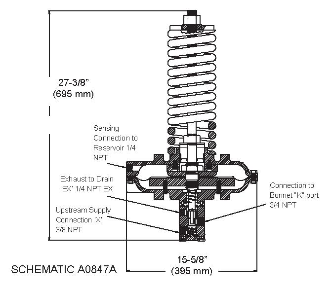 301-4 Altitude Pilot Valve Schematic