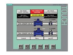 MCP-TP Multi Process Control Panel Series