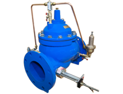 SPI-MV Single Point Insertion Flow Metering Valve
