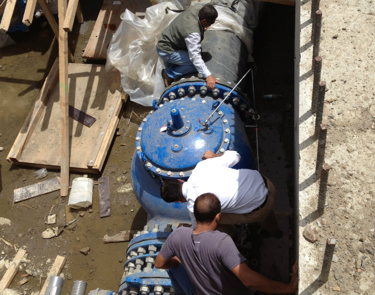 Abha Water Utility Comes Out On Top With Automated Control Valves
