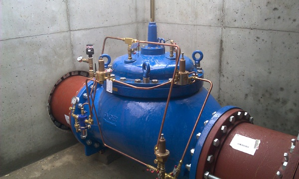Kansas Facility Finds Fast, Reliable Fix to Cavitation Damage