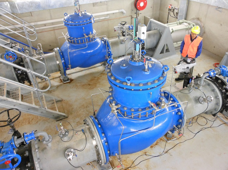 """South Australia's NSISP Uses """"Super"""" Valve For Extreme Conditions"""